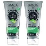 SANTE Naturkosmetik Brilliant Care Haarspülung im Test Vergleich