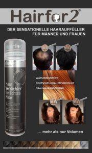 Auf diese Tipps müssen bei einem Hairfor2 Haarverdichtungsspray Testsiegers Kauf achten?