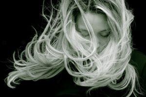 Gerstengras für Haarwachstum in Wirkung