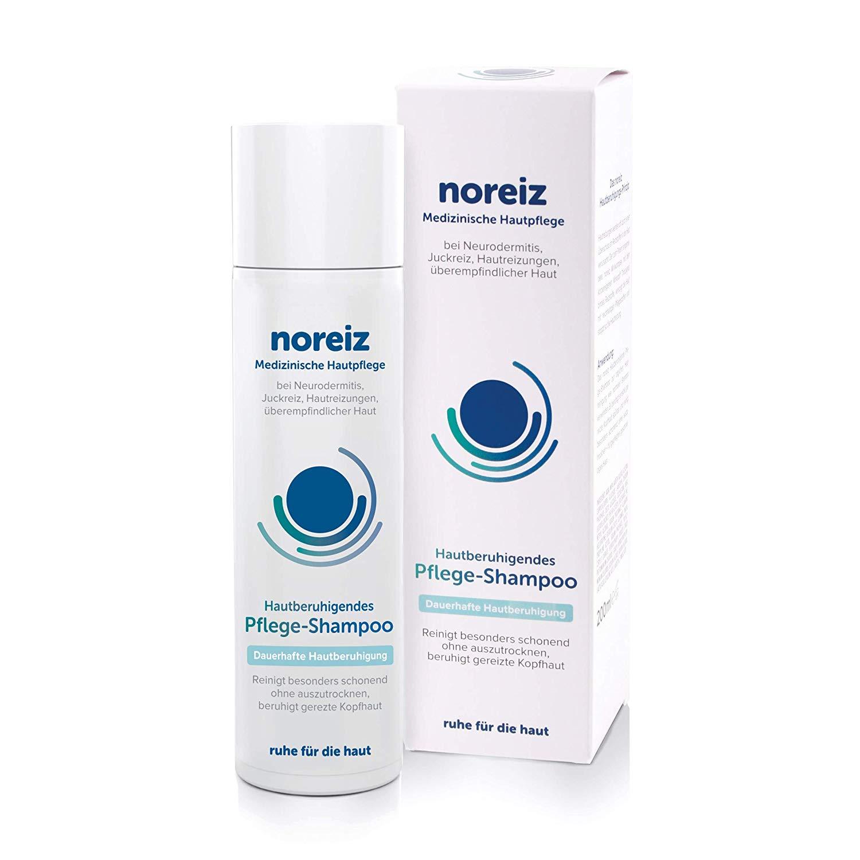 Juckende Kopfhaut Shampoo Test